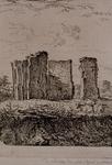 1990-346 De ruïne van de Sint-Jobs Capel op Schoonderloo.