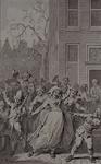 1991-1275 8 maart 1783Woeste vreugde feesten te Rotterdam op de verjaardag van stadhouder Willem V, Prins van Oranje