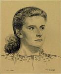 2006-2167 Portret van M.G.A. (Bix) van Lottum.