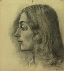 2006-2168-2 Portretstudie
