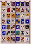 BP-149-40C Wapenkaart van de secretarissen van Rotterdam