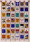BP-149-40F Wapenkaart van de secretarissen van Rotterdam