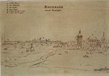 III-3 Rotterdam aan de land-sijde .