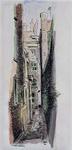 IX-1865-01-2 Gezicht in de Makeleinsteeg naar de Oppert uit het westen.