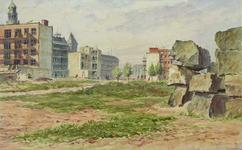 IX-1955-09 Gezicht op de Meent.