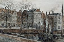 IX-35-01-00-01 Zalmhaven tussen Herderinnestraat en Eenhoornstraat, uit het noordwesten.