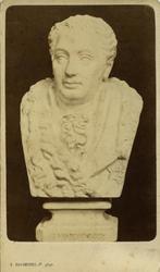 M-1176 Borstbeeld van mr. Gijsbert Karel graaf van Hogendorp, een van de grondleggers van het koninkrijk der ...