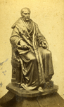 M-1177 Standbeeld van mr. Gijsbert Karel graaf van Hogendorp, een van de grondleggers van het koninkrijk der ...
