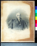 P-021135 Portretten van de familie Ledeboer. Van boven naar beneden:-1: Bernardus Ledeboer ( 1764-1848 )-2: Lambertus ...