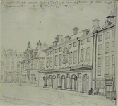 RI-1068 De Grote Waag met het Stadhuis.