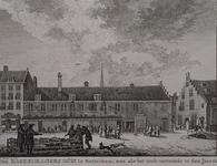 RI-1075-1 Het Zakkendragershuis in het jaar 1758.