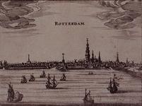 RI-108 Gezicht op de stad over de Nieuwe Maas.