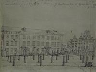 RI-1080 Het Zakkendragershuis aan de Nieuwemarkt.