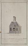 RI-1087 Het Zeetijdingshuisje op het Westnieuwland.
