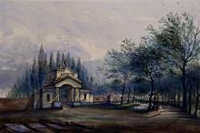 RI-1095 De begraafplaats in Crooswijk.