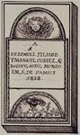 RI-1145-6 Gedenksteen van de Zerken van Portugesche Israelieten, gevonden op de Buitenplaats Groenendaal in Crooswijk, ...