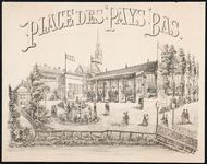 RI-1177 Place des Pays Bas aan de Helmersstraat.