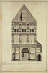 RI-1185 De Dobbelschool, later de Kaatsbaan aan de Kipstraat.
