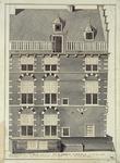 RI-1197 Het huis De Marquis Spinola aan de Oudehaven.