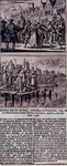 RI-1225 23 januari 1539Anneke Jans uit den Briel en Christina Michiel Barents uit Leuven worden door verdrinking om het ...