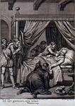 RI-1236 Willem van Oranje, door ziekte geveld in de Doelen.