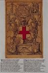 RI-1262-2 Nieuwjaarsprent van de provoosten van de Sint Joris Schutters te Rotterdam.