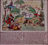 RI-1306 November 1721Verhaal van Mariken Heems uit Gouda die bij de Moordsendyck (bij de Hollandse IJssel) een ...