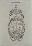 RI-1315 Begrafenisschild 1749.