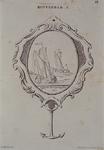 RI-1335 Blasoen van het grote schippersgilde 1771.