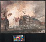 RI-1351 11 maart, 1779Brand aan de Pottebakkerssteeg.
