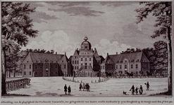 RI-1360 De Personeele Commissie op audiëntie bij de stadhouder Willem V.