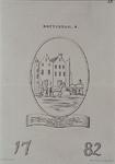 RI-1361-1 Begrafenisschild 1782.