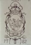 RI-1361-3 Begrafenisschild 1782.