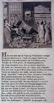 RI-1375 1784Antonie Berkhuis, adelborst van de 9de compagnie krijgt de inhoud van een stroopvat over zich heen, bij het ...