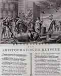 RI-1395 1787Spotprent op de toestanden te Utrecht, doch waarop tevens de predikant Petrus Hofstede voorkomt.