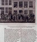 RI-1396-2 10 juni 1785, 's middags 12 uurOndertekening van het Request Antidotaal in het huis van Cornets de Groot aan ...