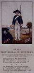 RI-1405-2 1785Spotprent op de krijgsman ds. J.J. le Sage ten Broek.
