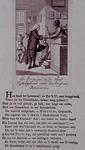 RI-1410 De orangistische dominee ds. P. Hofstede in de school.