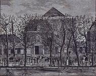 RI-1414-(3) 24 april 1786Bezoek van de markies De Verac, gezant van Lodewijk XVI, koning van Frankrijk, aan de ...