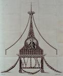 RI-1446 1788Illuminatie (vermoedelijk) voor het huis van de heer Ph. de Monté.