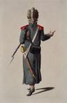 RI-1485-21 Militair in uniform.