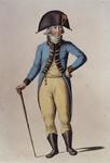 RI-1485-22 Militair in uniform.
