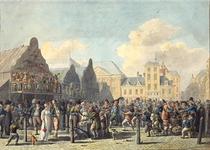 RI-1504 Kermis op de Nieuwemarkt.