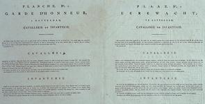 RI-1515-2 25 oktober 1811Beschrijving behorend bij plaat nummer 3.Bezoek van Napoleon aan Rotterdam..