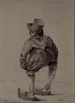 RI-1522-2 Daniel Polie, 38 jaar, van achteren (op de rug gezien)