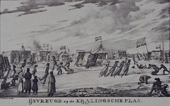 RI-1534 IJsvermaak op de Kralingse Plas.