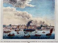 RI-1539-2 1830Vertrek der Rotterdamse veldschutterij.