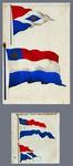 RI-1566-2 Vlaggen van de Koninklijke Nederlandsche Yachtclub.