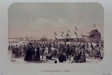 RI-1607-6 Februari, 1855.De schaatsenrijdersbaan op de Maas.