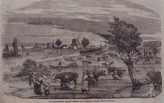 RI-1609-2 De Nederlandse Rijn Spoorweg over de Zuidplas, 20 juli 1855.